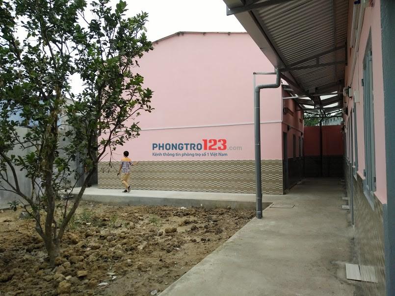Phòng trọ mới xây, sạch, đep, thoáng mát, an ninh, yên tĩnh, gần chợ cây xoài, đường Lê Văn Thịnh, Q2 TP HCM