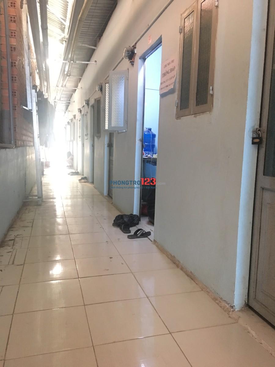 Phòng trọ Khu công nghiệp Tân Bình (Cầu Tham Lương)