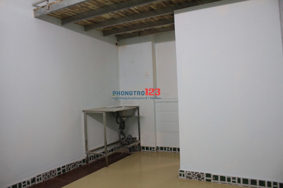 Phòng trọ đẹp rẻ nhất Gò Vấp hiện nay 2tr3/th free máy giặt,wifi,vệ sinh...ngay công viên Làng Hoa
