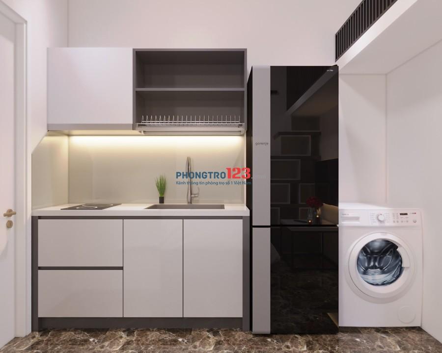 Cho thuê căn hộ mini thông minh 20m2, giá 6.5tr, 102 Phùng Văn Cung