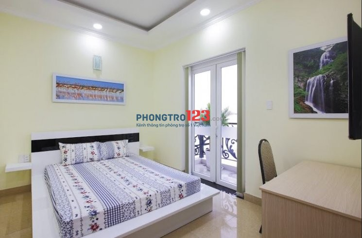 Căn hộ mini đầy đủ tiện nghi Nguyễn Trãi, Q.5. Giá 5tr8/th