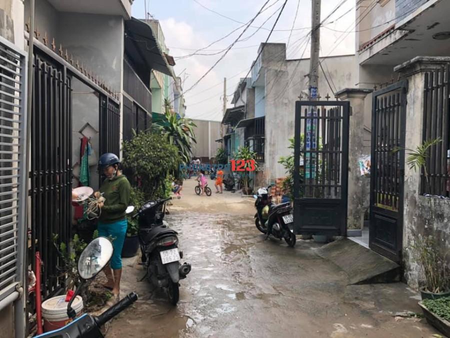 Thuê nhà huyện Bình Chánh