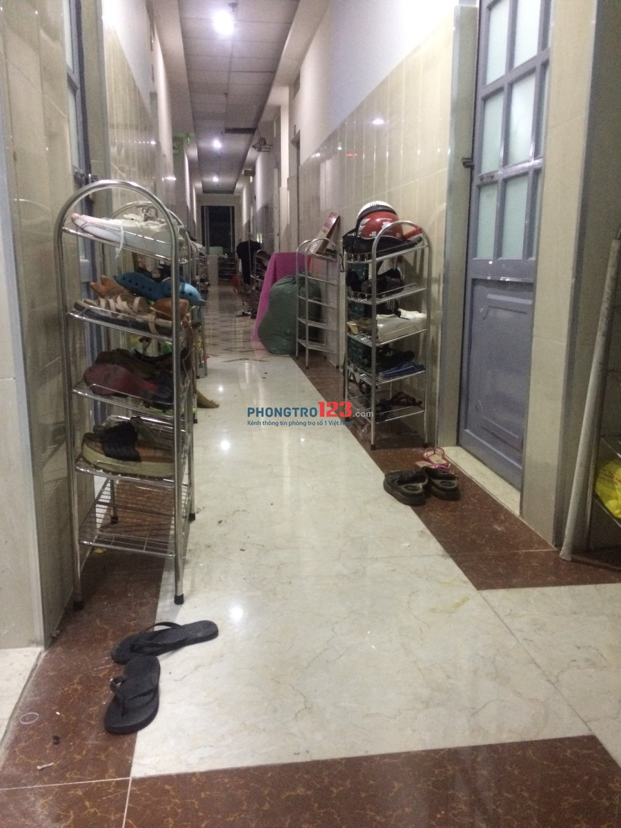 Tìm bạn nữ ở ghép đường số 13, quận Bình Tân