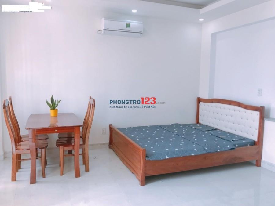Phòng 25m2 đầy đủ tiện nghi Nguyễn Trãi, Q.5 giá 4tr7/th