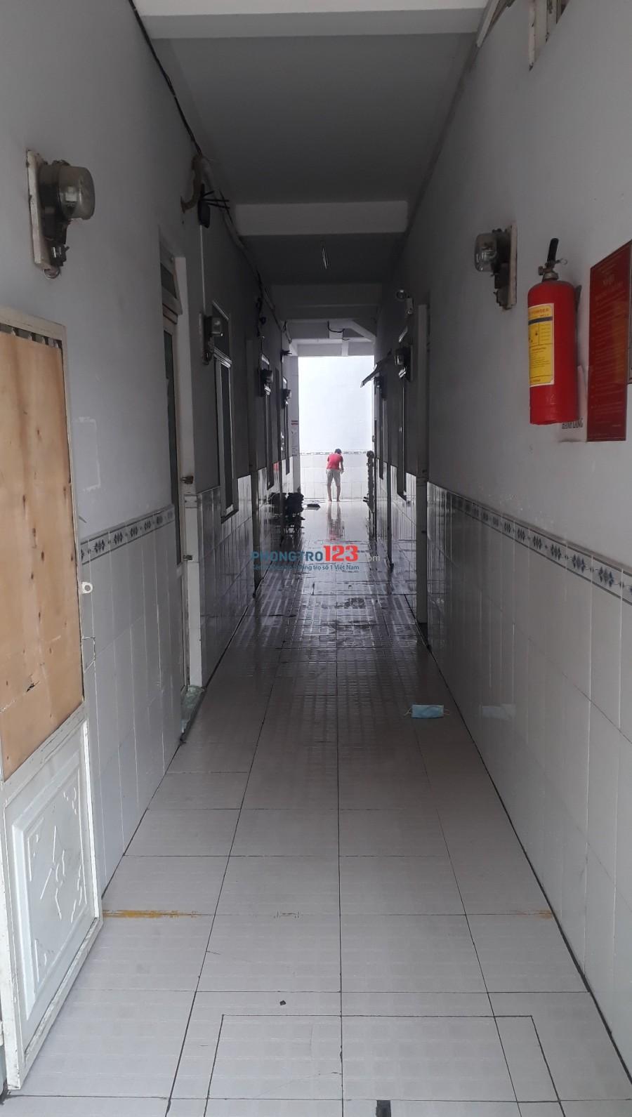 Phòng trọ trệt đường Xô Viết Nghệ Tĩnh, Bình Thạnh