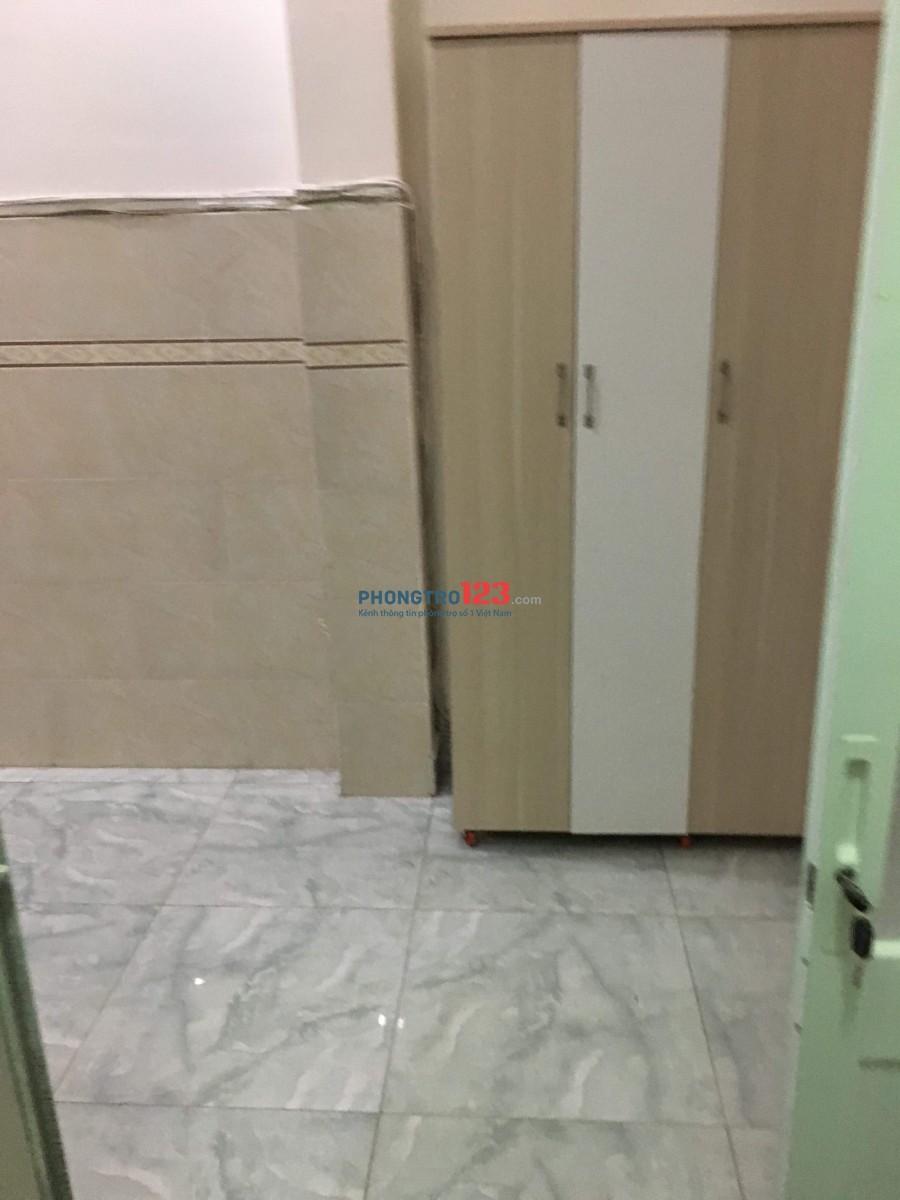 Cho Nữ Ở Ghép Phòng Trọ Nguyễn Xí Quận, Bình Thạnh
