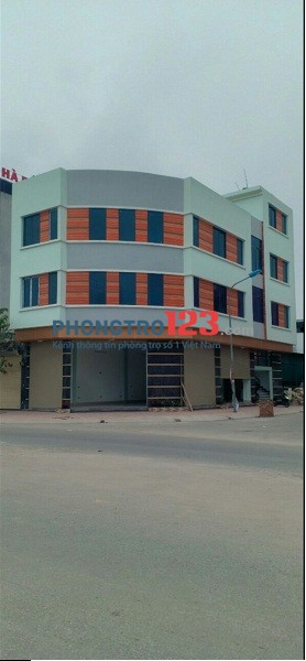Cho thuê nhà 4 tầng xây mới đường Dương Húc, xã Đại Đồng, Tiên Du, Bắc Ninh
