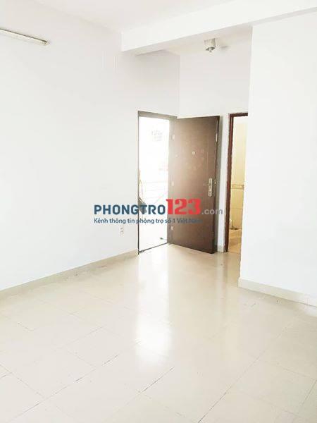 Cho thuê phòng mới toanh, mặt tiền gần vòng xoay Lý Thái Tổ, BV Nhi đồng 1