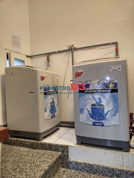 Phòng mới xây, giờ tự do, có máy lạnh ngay vòng xoay Lý Thái Tổ, quận 10, Lê Hồng Phong