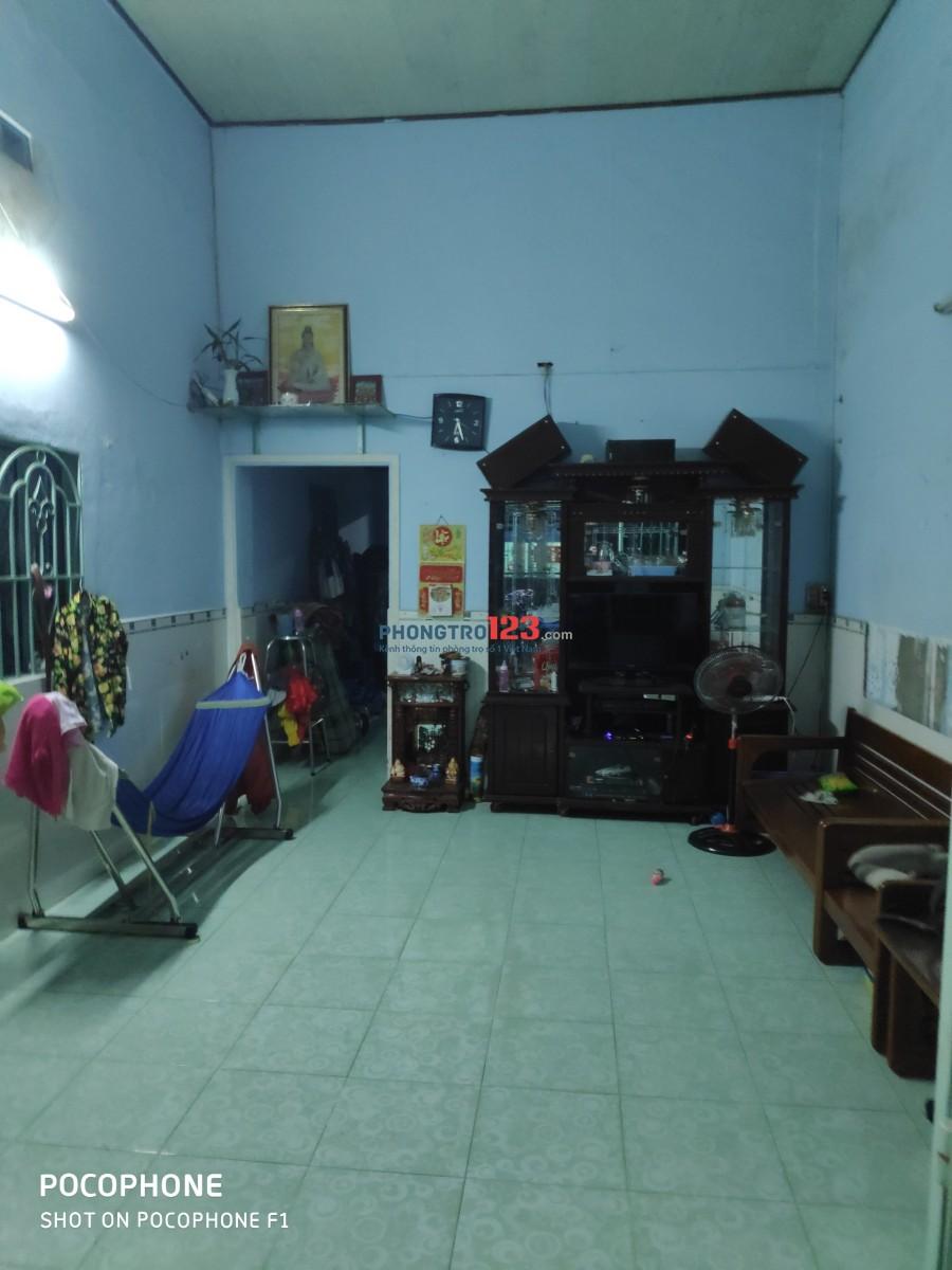 Nhà nguyên căn Quận 7, 80m2, giá rẻ 2PN rộng rãi khu yên tĩnh