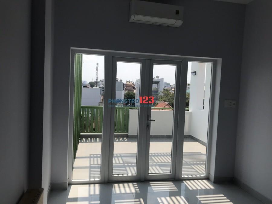 Phòng trọ có gác máy lạnh Nguyễn Văn Đậu, Q.Bình Thạnh