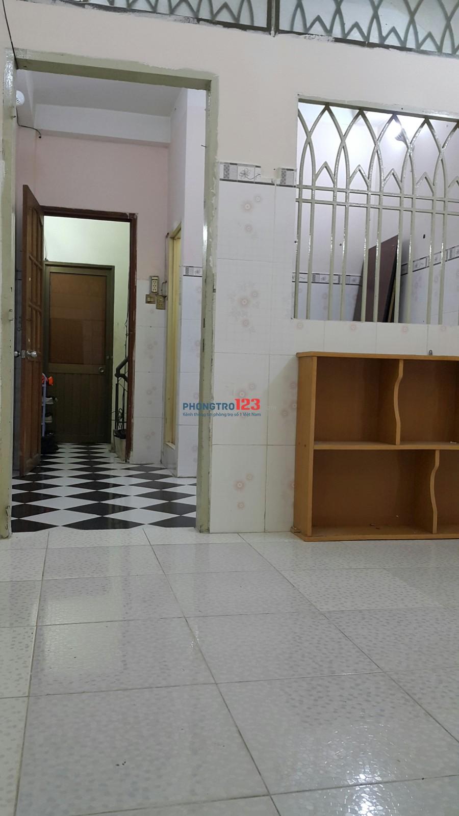 Cho thuê phòng trung tâm TP, TK40/18 Trần Hưng Đạo, P.Cầu Kho, Q.1