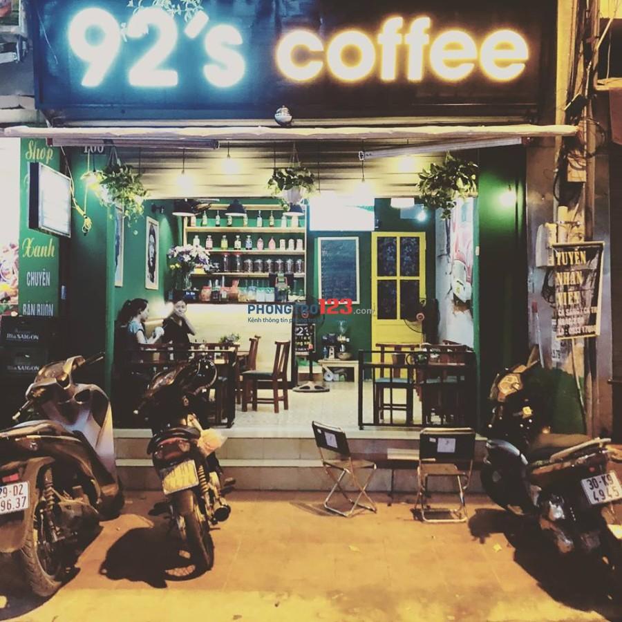 Cho thuê nhà phố Hoàng Ngân, Thanh Xuân