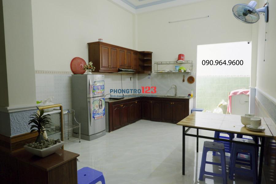 Eco Home - Ký Túc Xá NỮ may lạnh cao cấp đường Tô Ký, bao điện nước, giá chỉ từ 900k