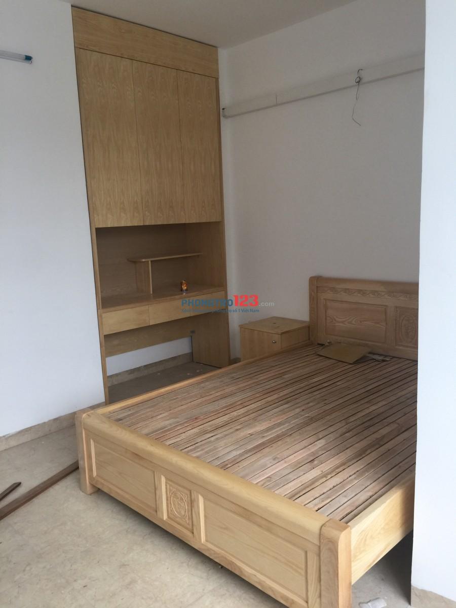 Căn hộ mini mới xây, tiện nghi hiện đại, khép kín Khâm Thiên, Q.Đống Đa