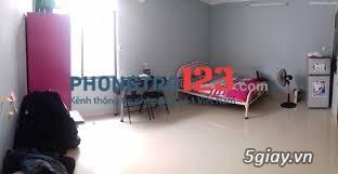 Cho thuê phòng đầy đủ nội thất khu trung tâm