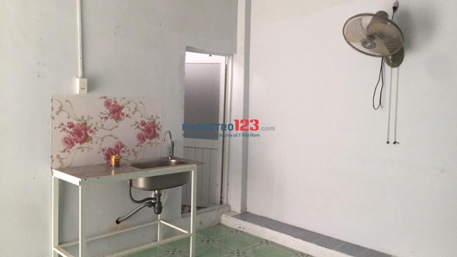 Phòng trọ dạng căn hộ mini mới, 35m2, Phạm Huy Thông, P.6, Gò Vấp, giờ giấc tự do