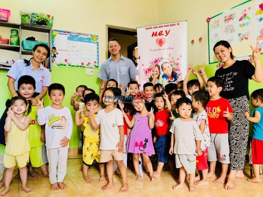 Cho thuê phòng dạy học hoặc làm văn phòng tại Số 10 Lê Hồng Phong, Vũng Tàu