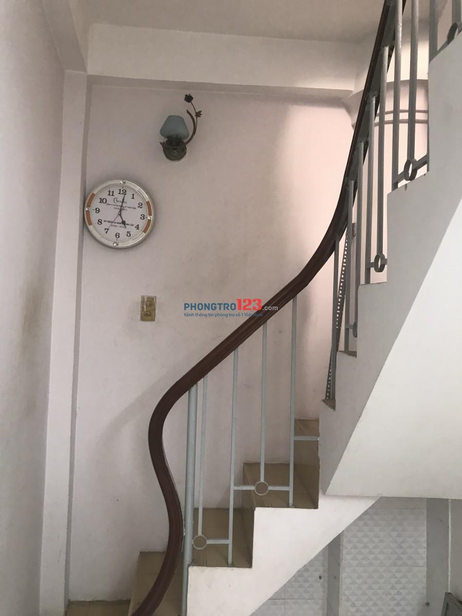 Cho thuê nhà nguyên căn, 226/5A Trần Kế Xương, P.7, quận Phú Nhuận