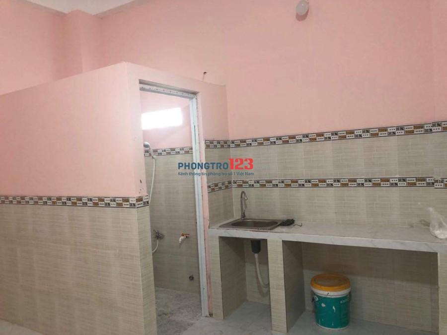 Nhà mới xây cho thuê phòng trọ 20m2 giá 1tr1