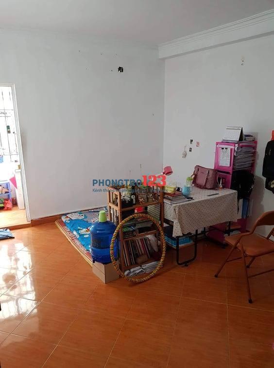 Phòng Trọ Chung Cư Mini gần Đại học Công Nghiệp cho Thuê