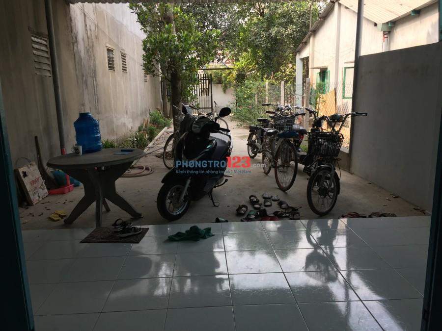 Cần tìm 2 nữ ở ghép chung 1 căn nhà cấp 4 tại Nguyễn Thị Minh Khai, Thủ Dầu Một, Bình Dương