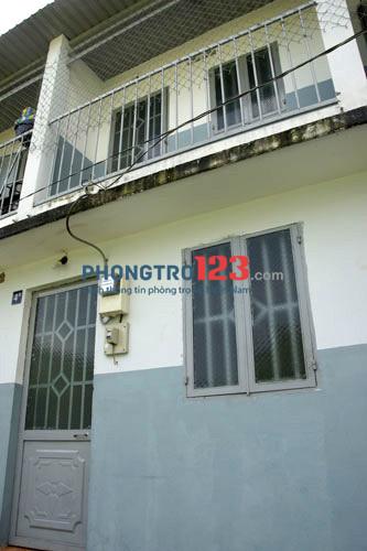 Cho thuê nguyên căn 3m x 6m (1 trệt + 1 lầu) - đường C7C Phạm Hùng – 3.300.000/tháng