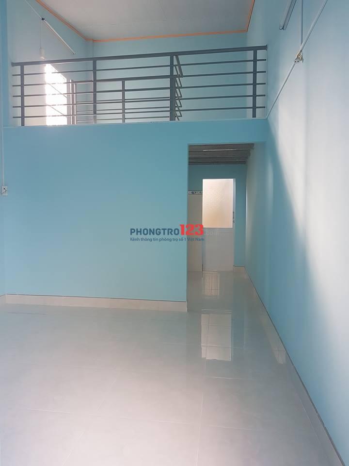 Cho thuê phòng trọ khu vực phường 4 trung tâm Vũng Tàu