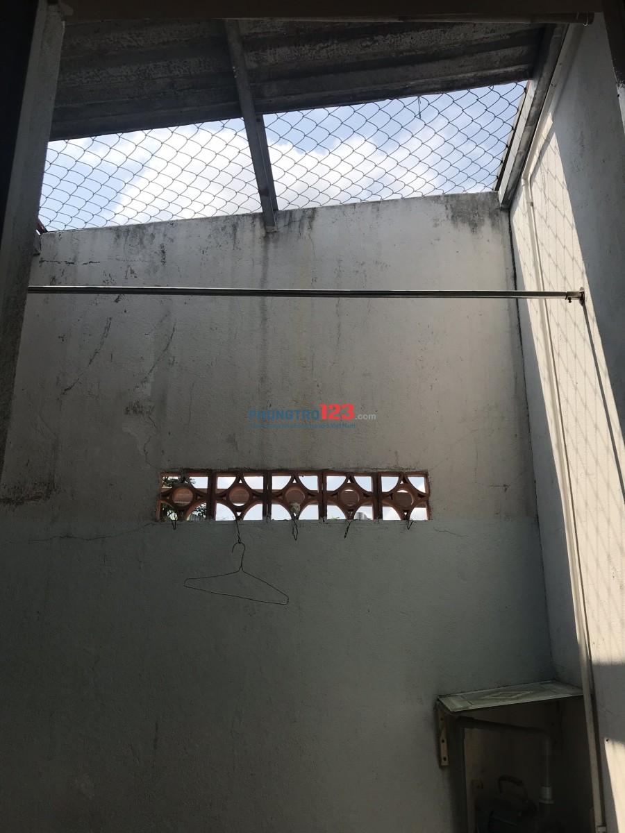 Cho thuê nhà cấp 4 hẻm 107 đường Chuyên Dụng Chín, P. Phú Mỹ, Q7 Dt 80m2 - Giá 4 triệu/tháng