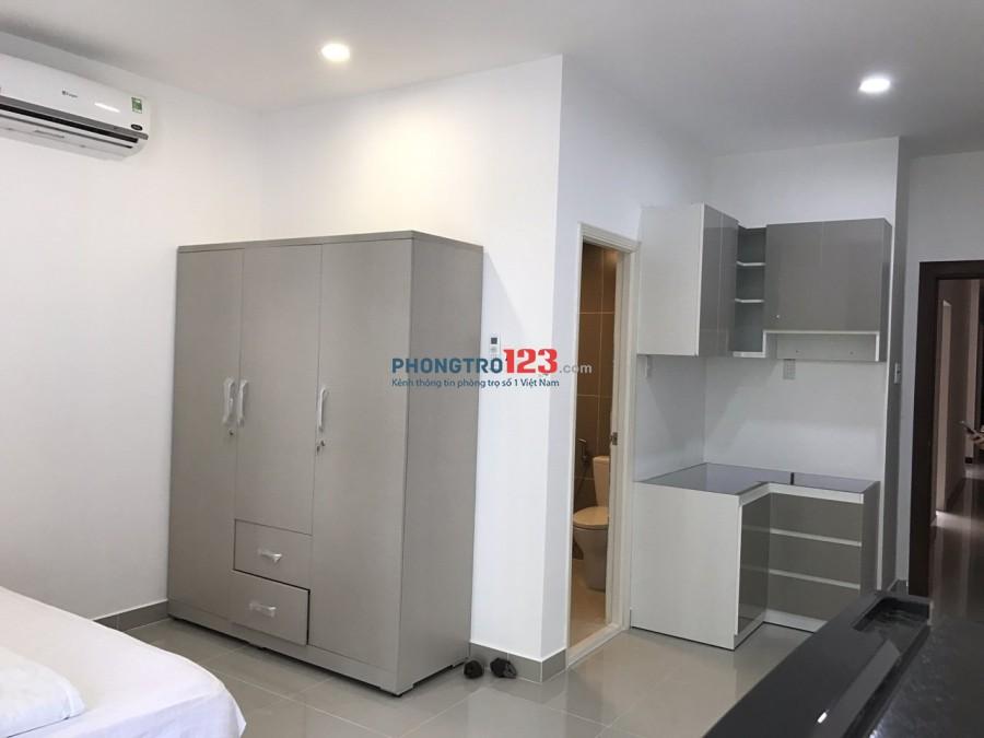 Cho thuê phòng cao cấp full nội thất 25m2 - 8tr/tháng, Lê Bình Q.Tân Bình