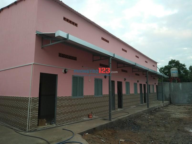 Phòng trọ mới xây dựng, đep, thoáng mát, an ninh, yên tĩnh, gần chợ cây xoài Q.2, TP.HCM