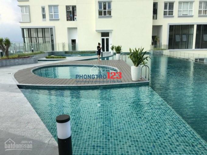 Chính chủ cho thuê căn hộ The Golden Star 2pn, 1wc đường Nguyễn Thị Thập, Quận 7