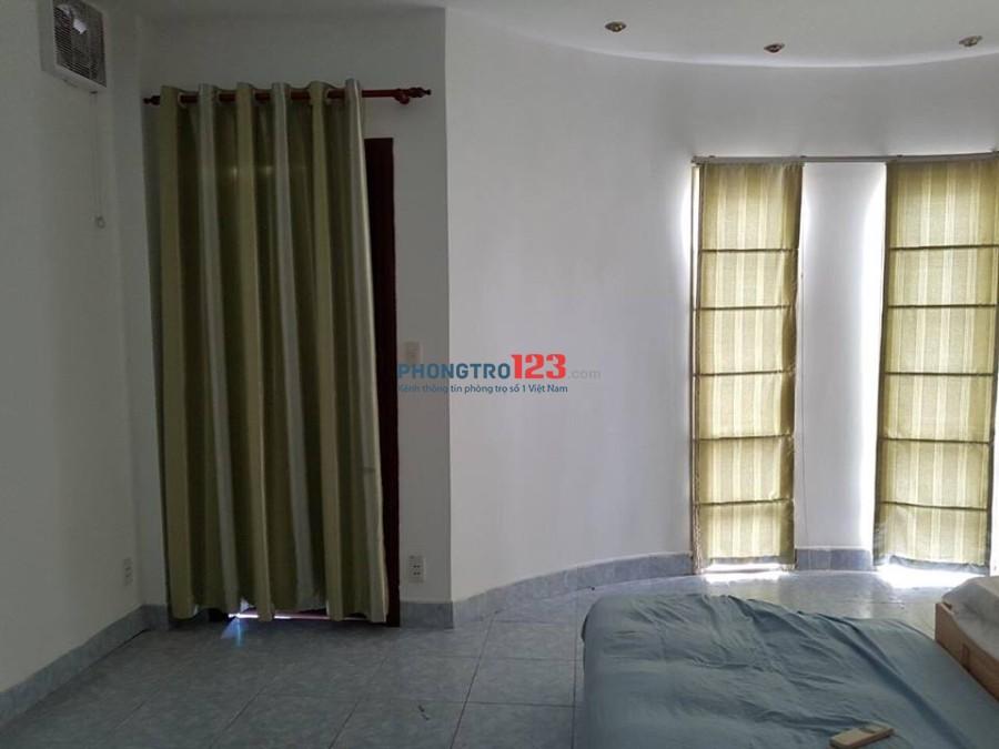 Cho thuê phòng trọ trung tâm Phú Nhuận
