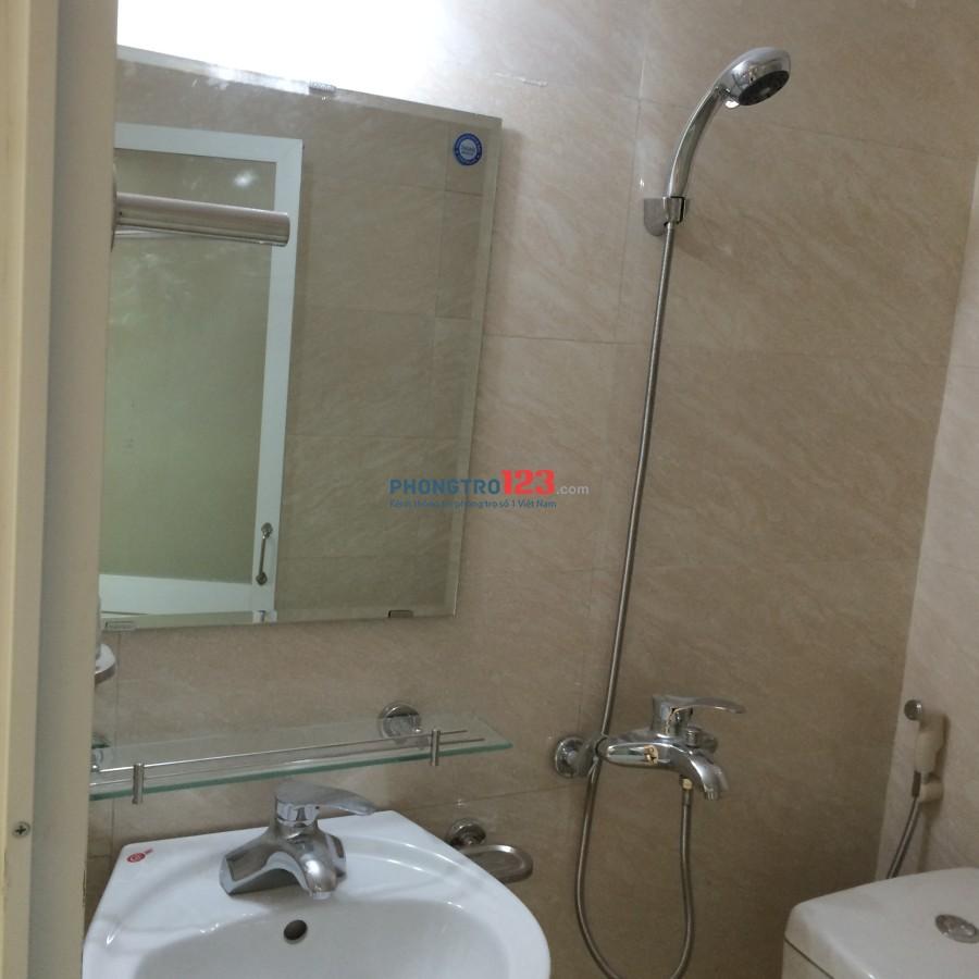 Phòng tầng 3 chung cư mini mới tại Phú Diễn
