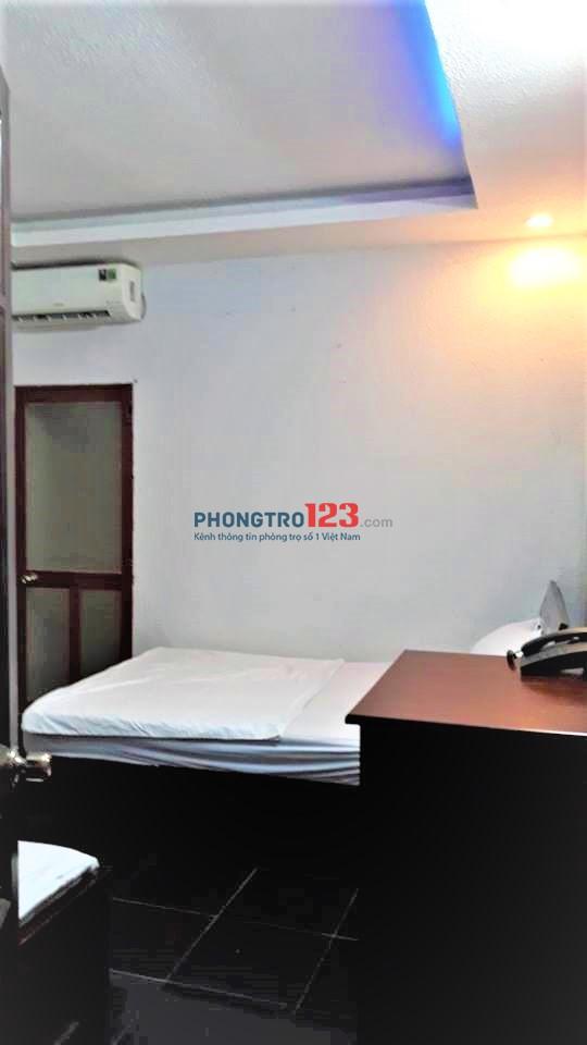 Cho thuê căn hộ dịch vụ full nội thất tại HXH 139 Phan Đăng Lưu, phường 3, quận Phú Nhuận