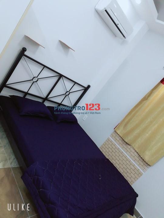 Phòng trọ cao cấp đầy đủ tiện nghi, full nội thất mới 100%