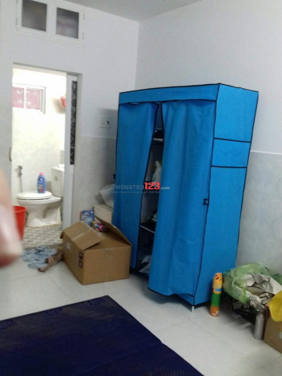 Tìm bạn nữ ở ghép, nhà bè, gần Lotte, ĐH Tôn Đức Thắng. ĐT liên hệ 0374605159