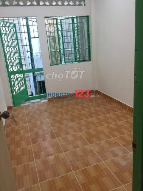 Nhà nguyên căn mới xây 1 trệt, 1 lầu 2 phòng ngủ ngay khu Phan Xích Long 60m²