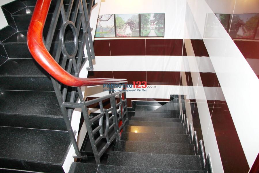 Cho thuê phòng cực rẻ, đẹp, full nội thất trung tâm quận 3, HXH 10m, 543/65 Nguyễn Đình Chiểu