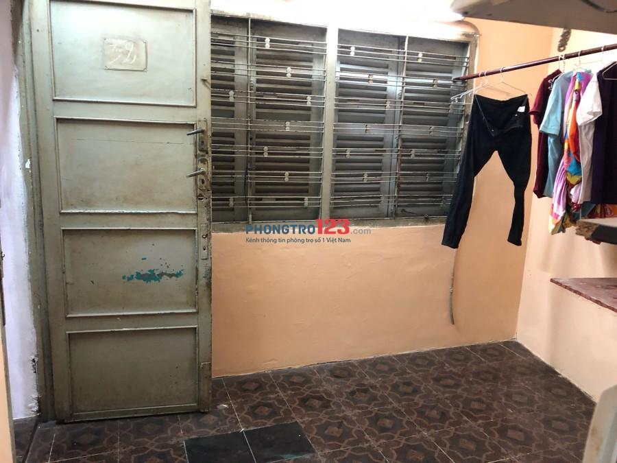 Căn hộ nhỏ chung cư ngay trung tâm Q,1. Giá 2 triệu 5