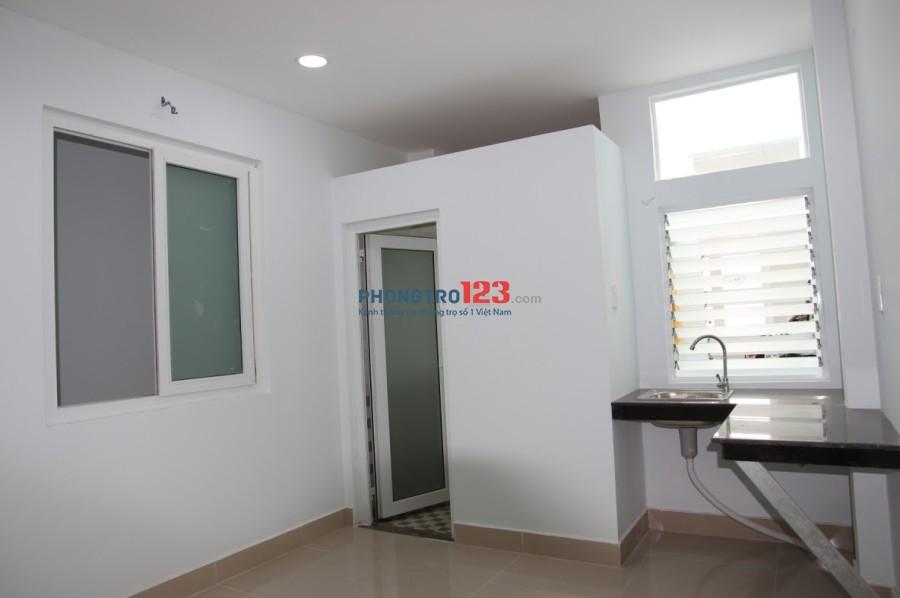 Cho thuê phòng trọ quận Gò Vấp gần Ngã tư An Nhơn
