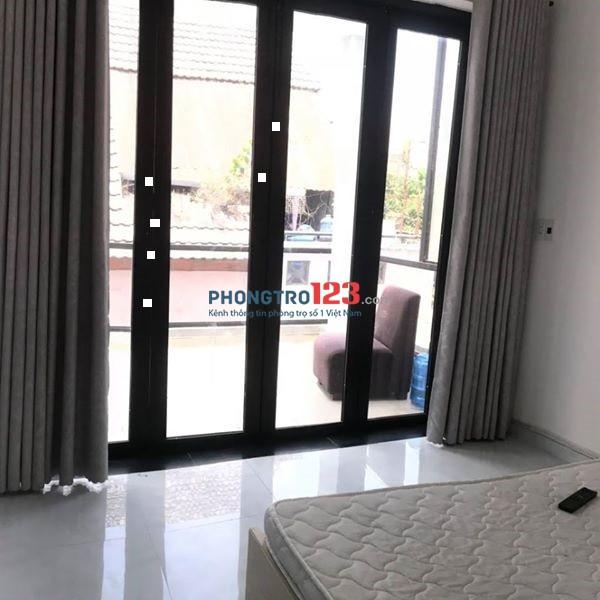 Căn hộ mini 30m2 đầy đủ tiện nghi Nguyễn Văn Lượng, giá 4tr5/th