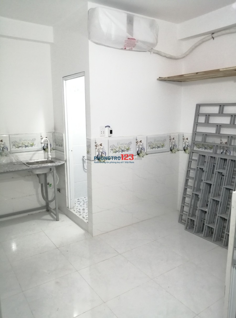 Phòng trọ cao cấp đường Nguyễn Oanh, Gò Vấp kế bên Trung Cấp Nguyễn Tất Thành