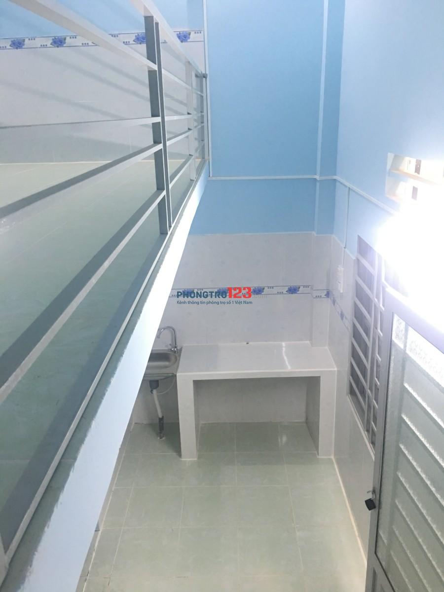 Cho thuê phòng trọ mới xây ngay khu cn cao quận 9, Tp.HCM