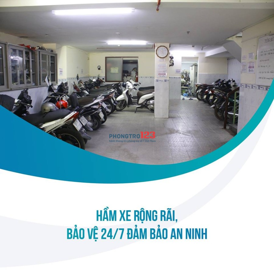 Căn hộ tiện nghi, full nội thất - Đường Cộng Hòa, gần sân bay, Tân Bình