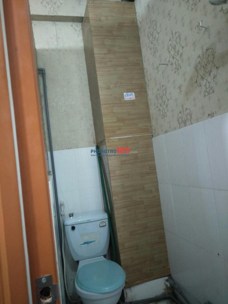 Cho thuê phòng có máy lạnh MT đường Bình Giã giao với Cộng Hòa, giá 2,3 tr/tháng