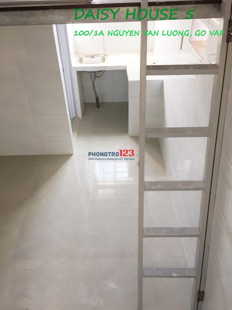 Chung cư Mini mới xây có thang máy Gò Vấp