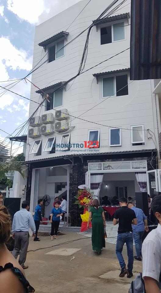 Phòng trọ cho thuê giá rẻ Quận Gò Vấp, sô 332 Nguyễn Oanh, Phường 17!