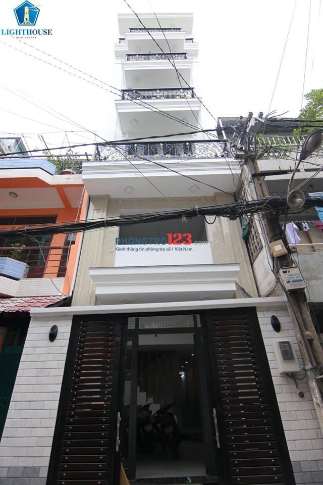 Phòng mới xây cao cấp full tiện nghi ngay vòng xoay Lê Văn Sỹ