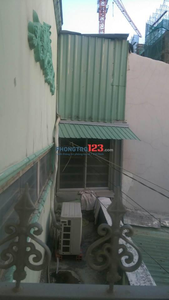 Phòng trọ 21m2, hông chợ Phạm Thế Hiển, quận 8